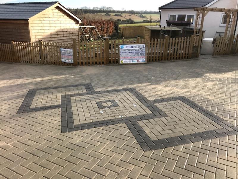 Image 21 - Block paved driveway in canterbury