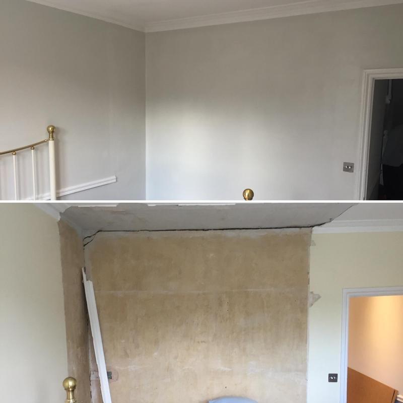 Image 12 - Painting and decorating repairs in London by Handy Gentlemen