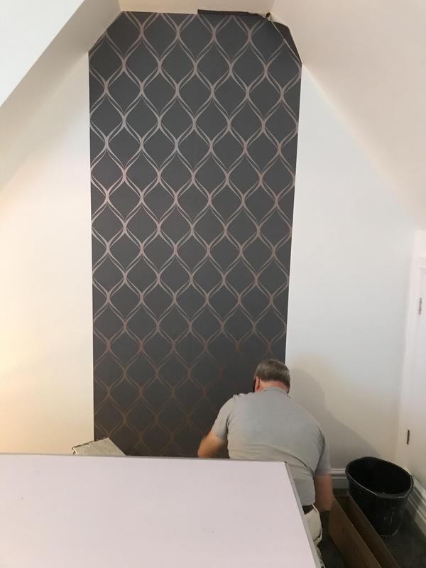 Image 34 - Wallpapering in Braintree