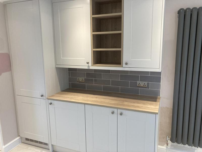 Image 2 - All kitchen, flooring, tiling completed on this one