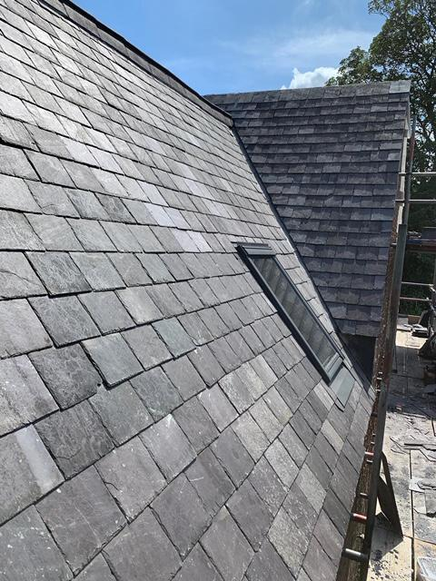 Image 6 - Re slate and associated roof windows