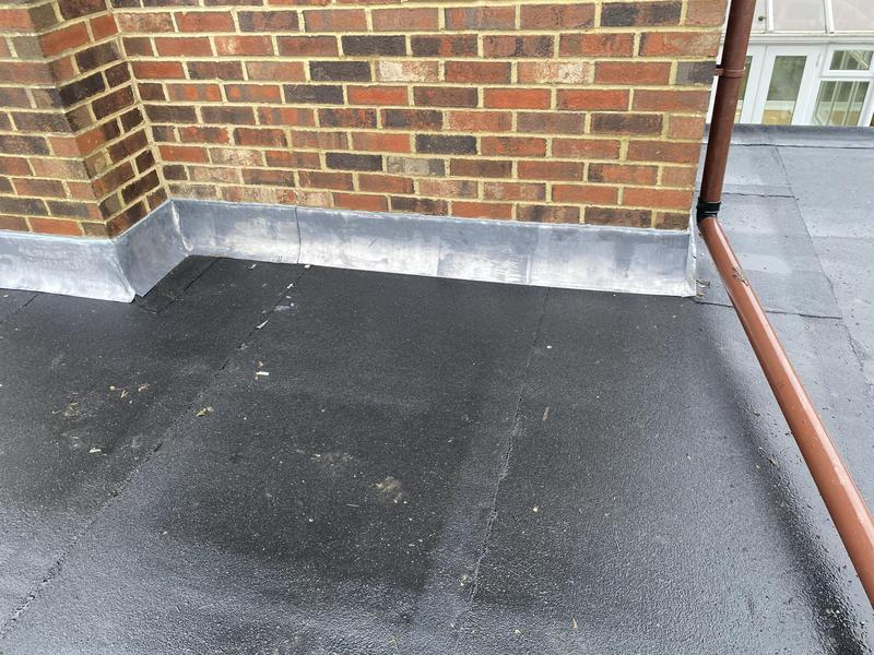 Image 41 - Flat roof and lead work