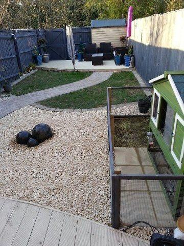 Image 72 - Garden after