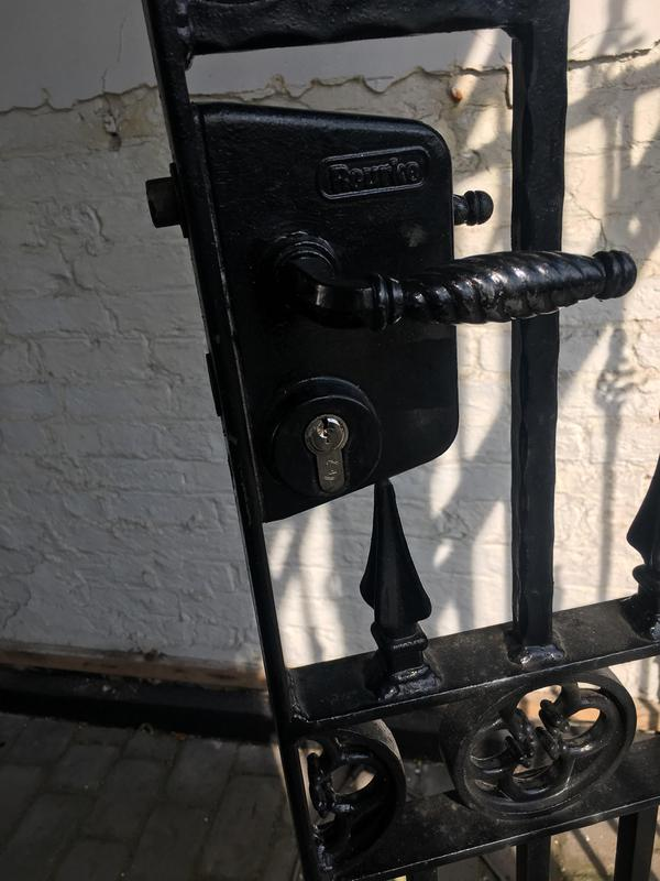 Image 3 - Lock Change on Gates to Flats in Stockport