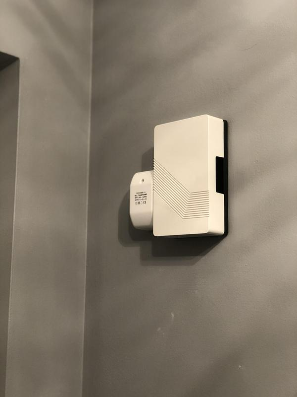 Image 7 - Doorbell transformer and chime hardwired for Doorbell systems such as Ring, Nest and Hikvision