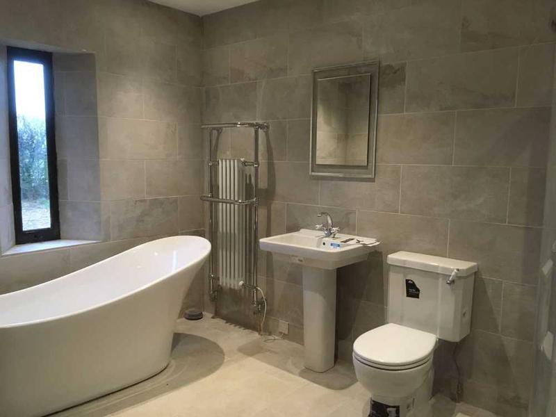 Image 31 - bathroom renovation in bircham by s1 builders norfolk