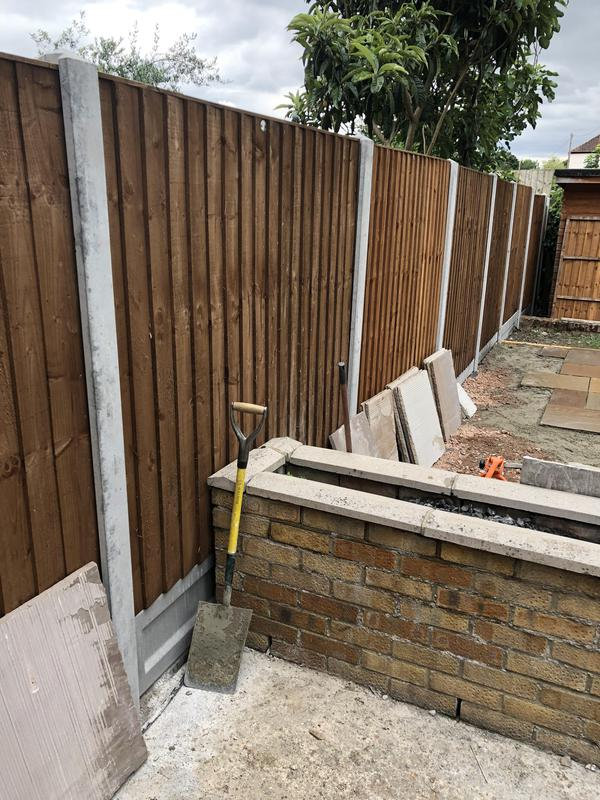 Image 18 - New fence just completed