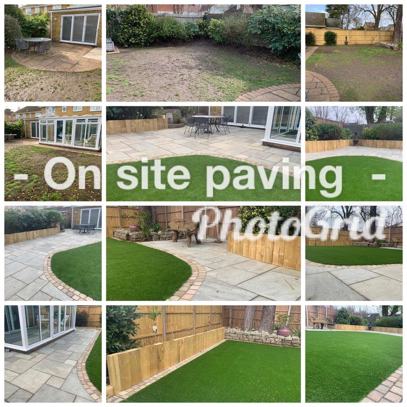 Image 58 - Complete garden landscaped