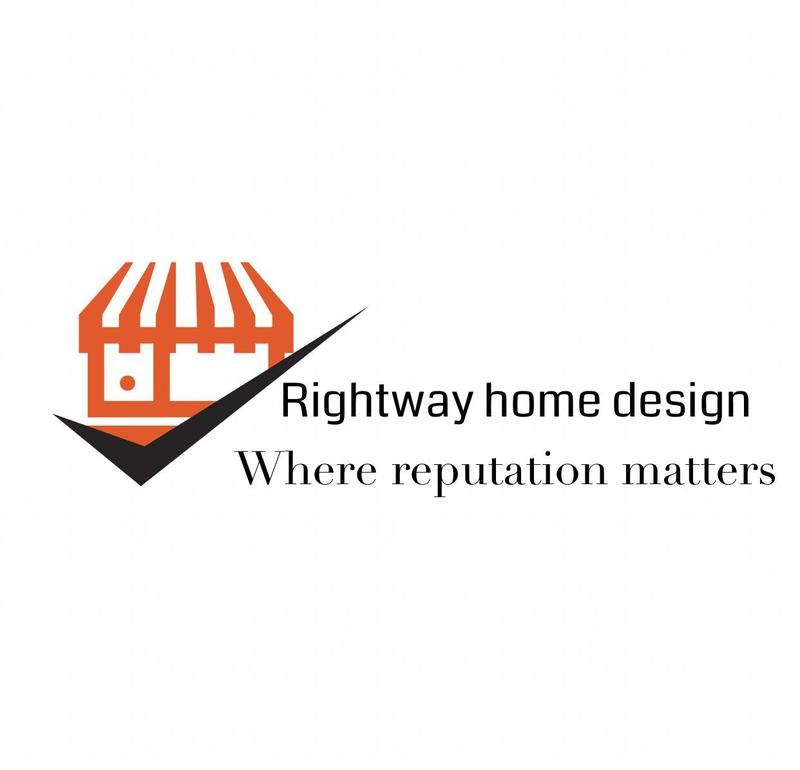 Rightway Home Design logo