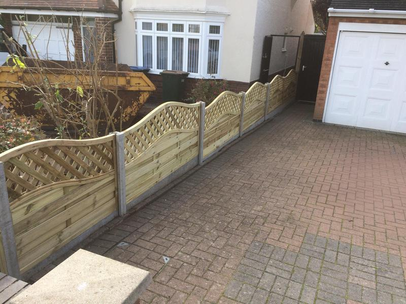 Image 25 - New Fence coventry 2019