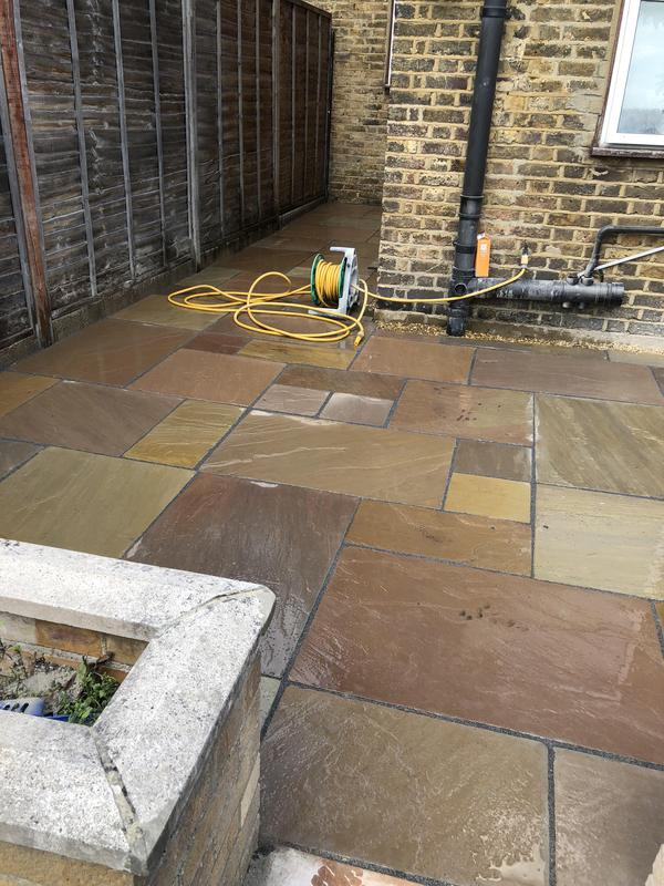 Image 15 - Top patio now complete