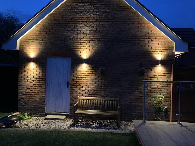 Image 3 - Garage lighting