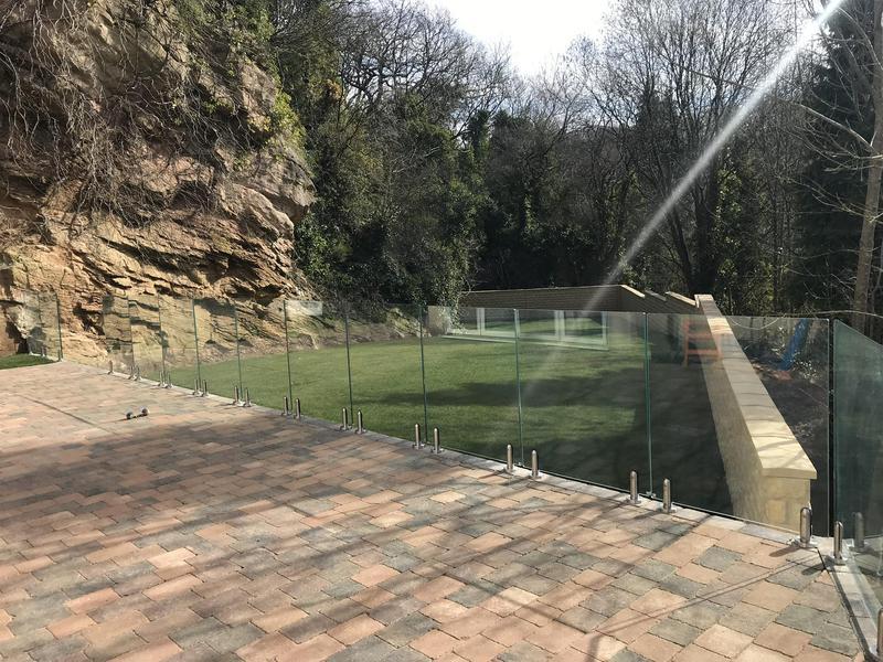 Image 1 - Stone wall/garden renovation