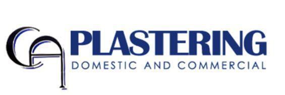 CA Plastering logo