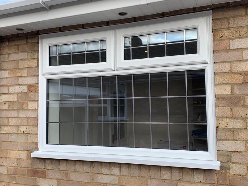 Image 26 - New Window with Georgian Bars