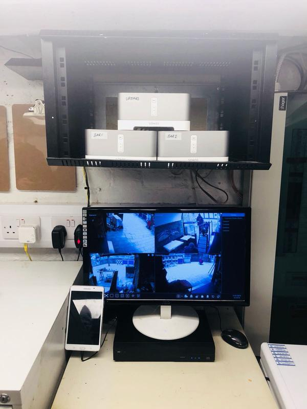 Image 5 - Commercial Restaurant CCTV via monitor device