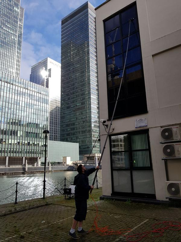 Image 9 - External window cleaning