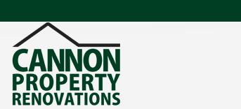 Cannon Property Renovations Ltd logo