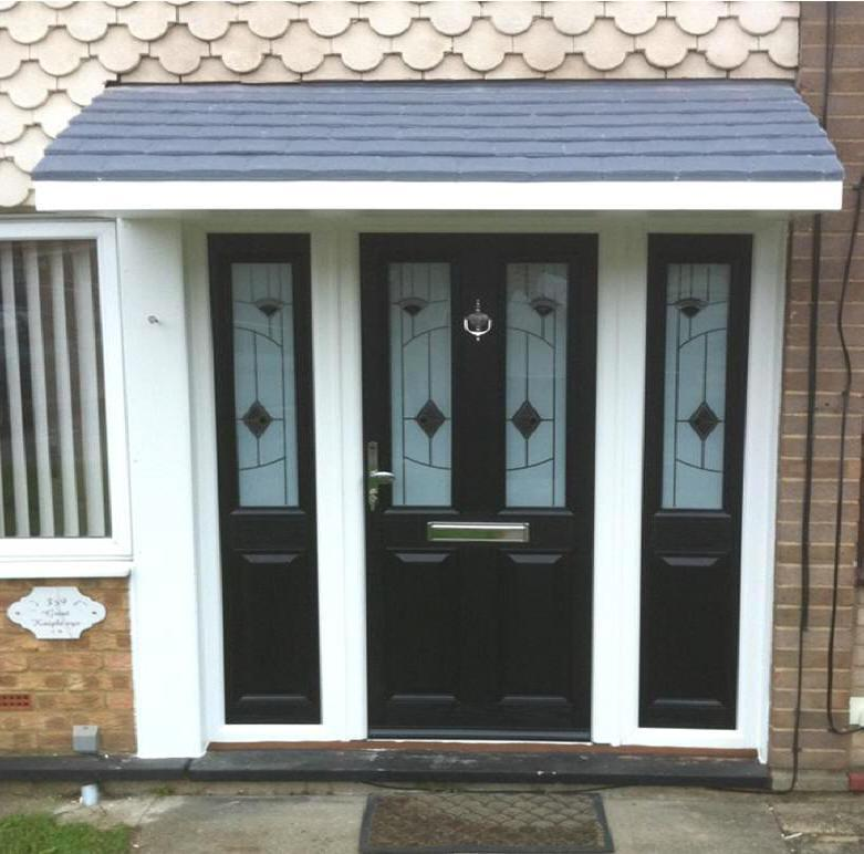 Image 2 - Ext Cotswold with grey tiled top