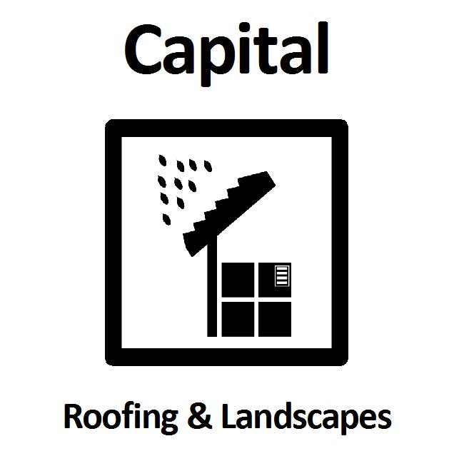 Capital Roofing & Landscapes logo