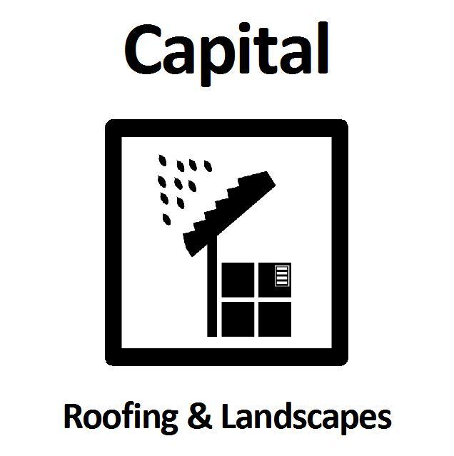 Capital Roofing & Landscapes logo