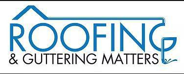 Roofing & Guttering Matters logo