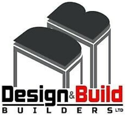 Design & Build Builders Ltd logo
