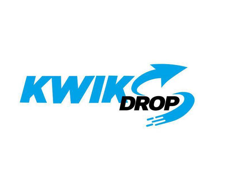 Kwikdrops Removals logo