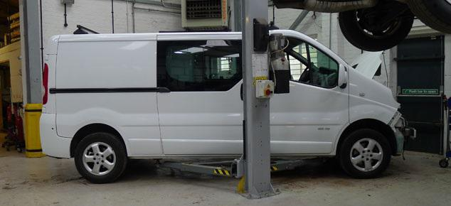 Image 20 - Servicing & Repairs to Commercial Vehicles