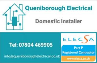 Queniborough Electrical logo