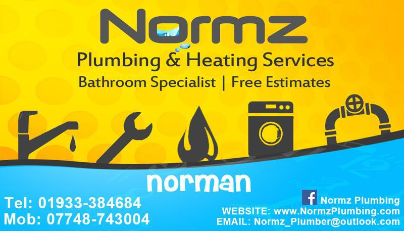 Normz Plumbing & Heating Services logo