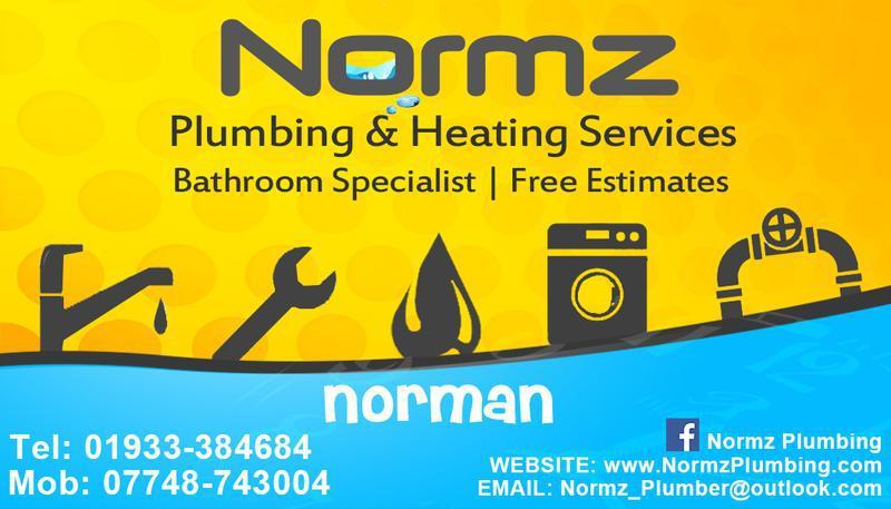Normz Plumbing & Heating Services logo