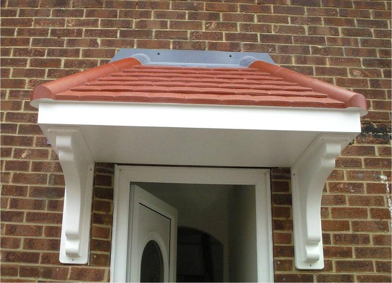 Image 11 - Lincolnshire Canopy red tiled top