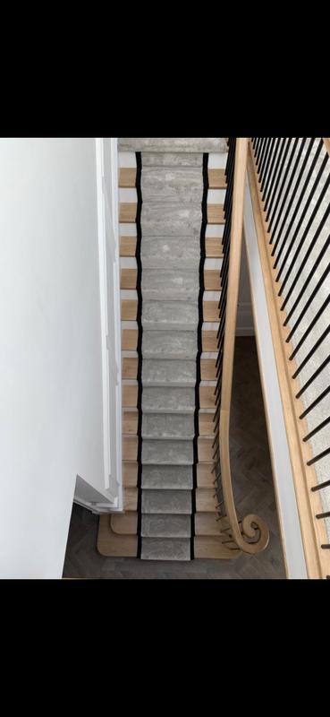 Image 8 - Carpet runner for a local builder in Shiplake.