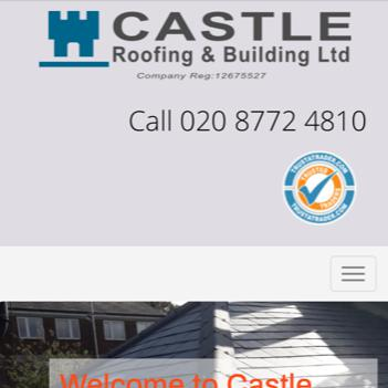 Castle Roofing & Building Ltd logo