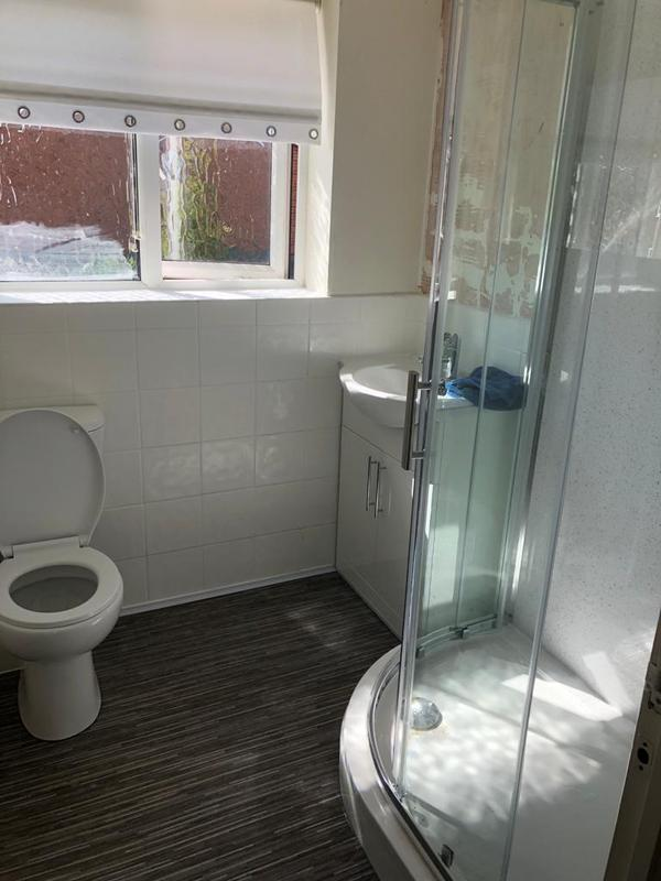 Image 1 - Quadrant shower install