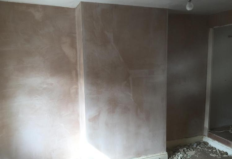 Image 51 - Whole house skimmed and floor replaced