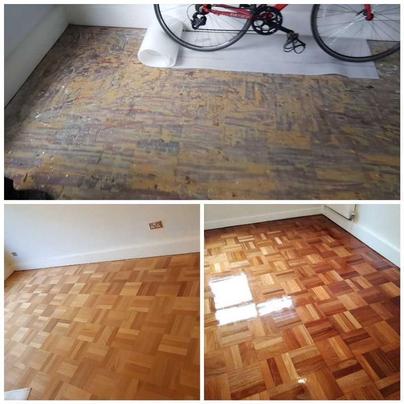 Image 31 - parquet floor sanding