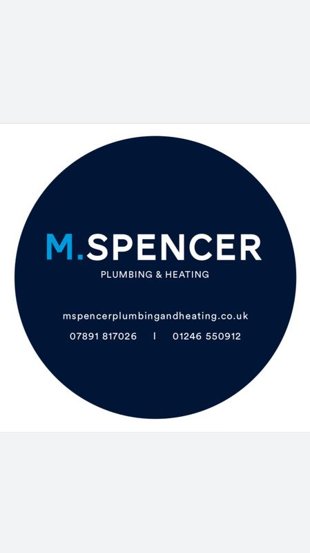 M Spencer Plumbing & Heating Ltd logo