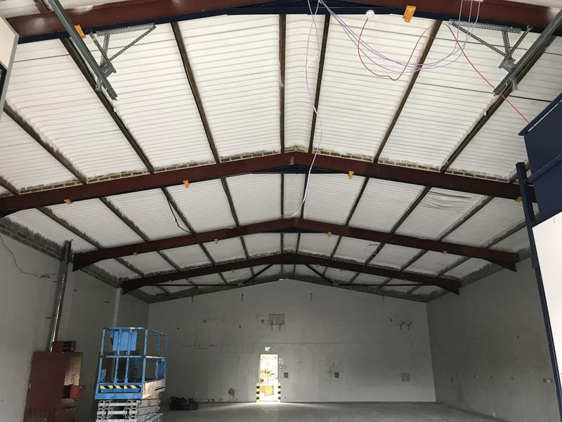 Image 23 - Asbestos corrugated roof (Encapsulated)