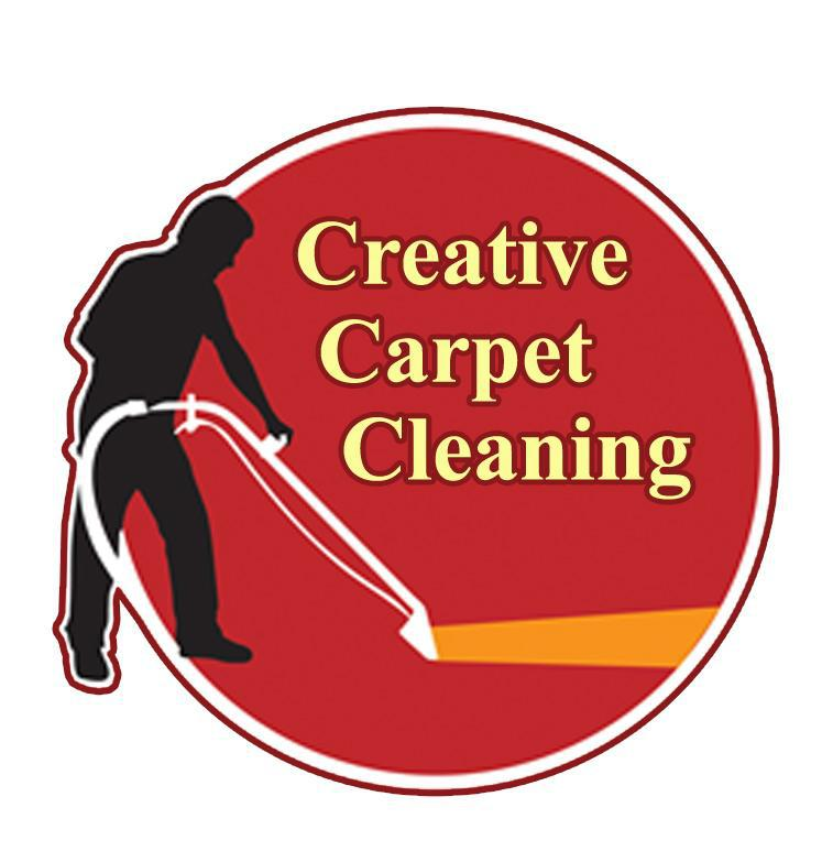 Creative Carpet Cleaning logo