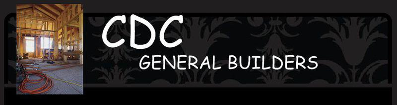 CDC General Builders logo