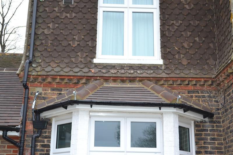 Image 14 - Finished bay window