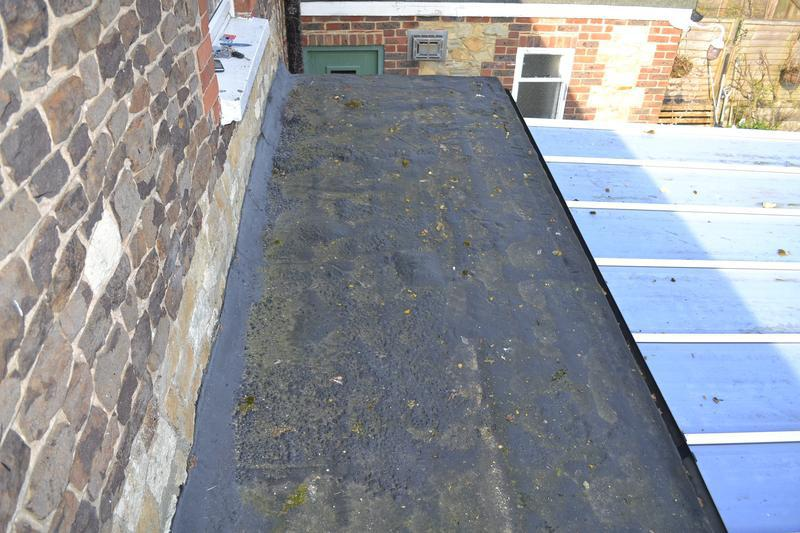 Image 1 - Old flat roof