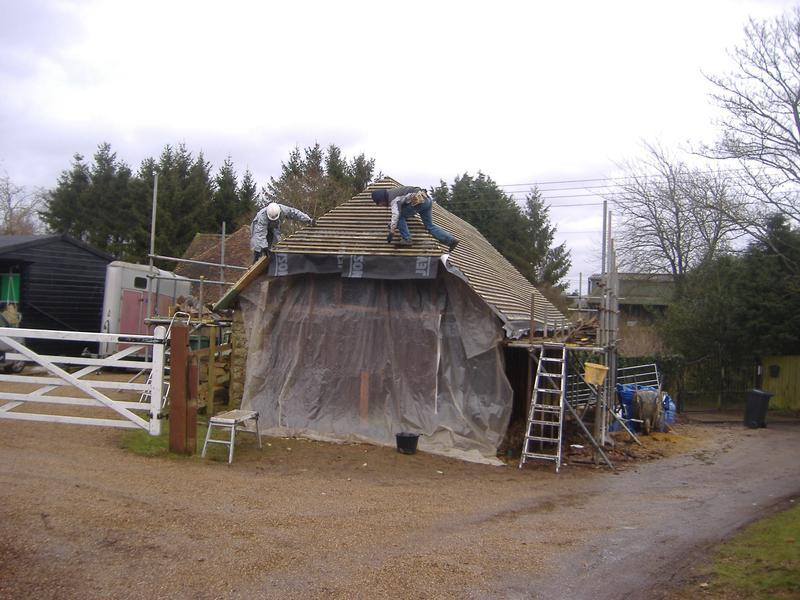 Image 11 - Bolton Barn work in progress