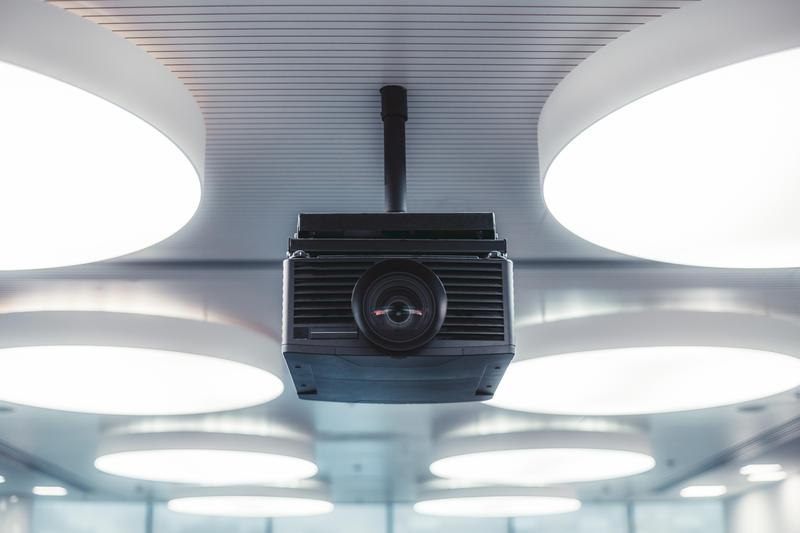 Image 8 - Ceiling Mounted projector