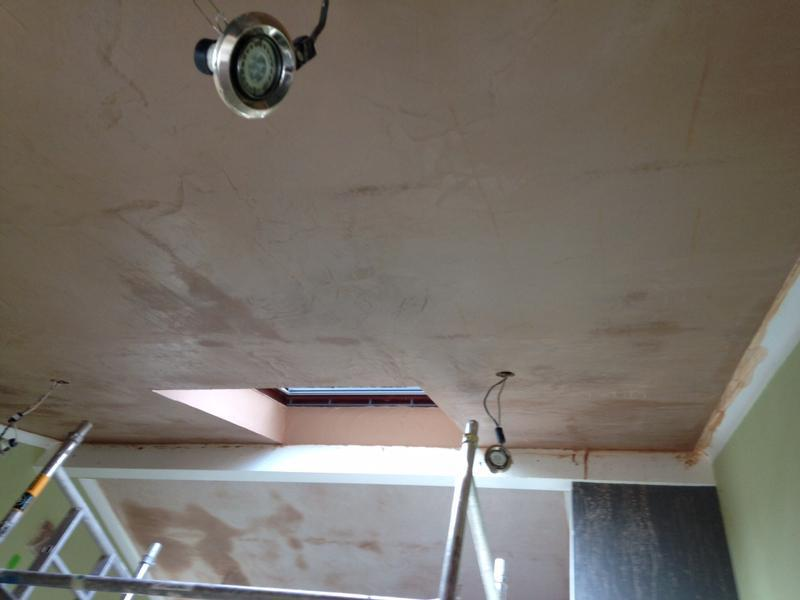 Image 44 - Ceiling plastering, Chelmsford, Essex, by DKM Developments Ltd, builders, Great Dunmow, Essex.