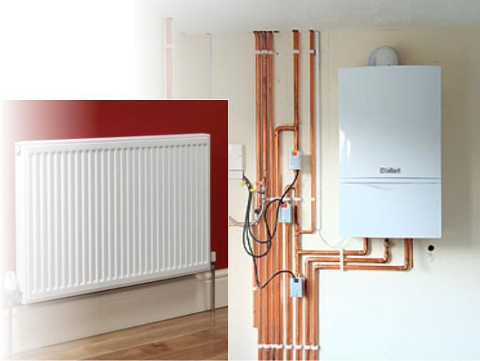 Image 4 - Full central heating installations