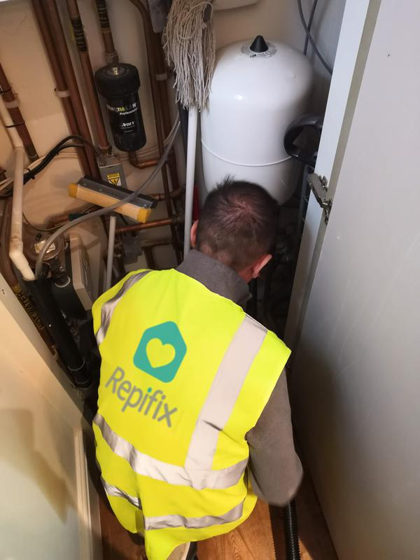 Image 12 - New boiler? We will service and if it's a new installation you need, we will advise on the best option for you and install