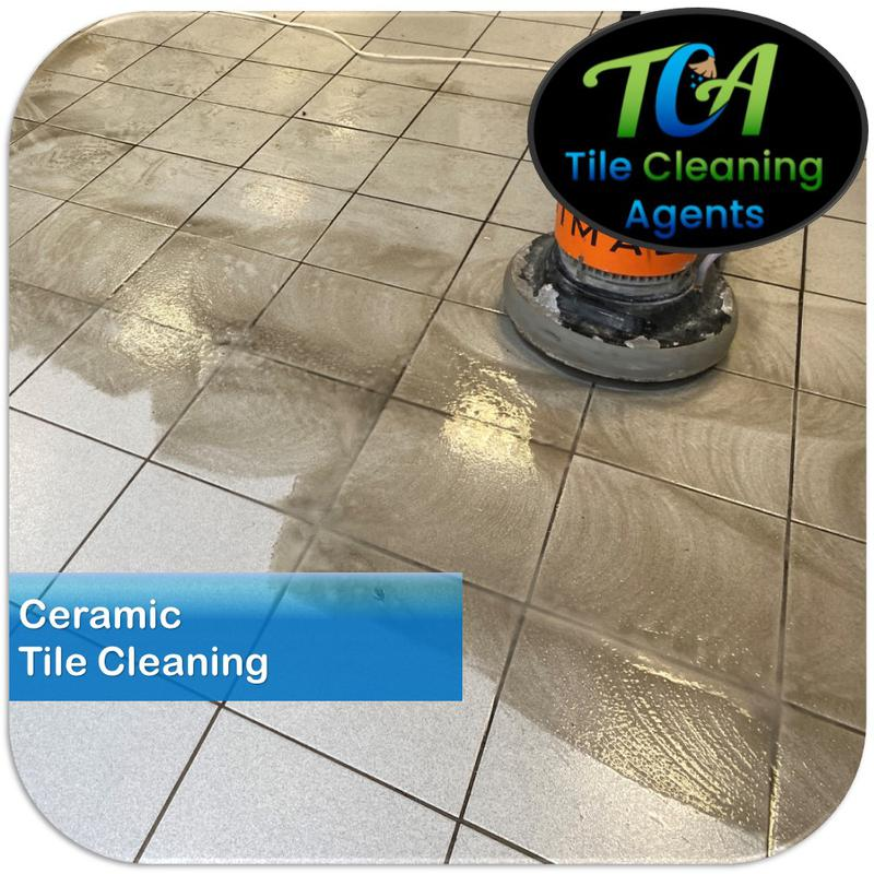 Image 2 - Ceramic tile cleaning for commercial and residential floors